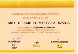 Premio Miel
